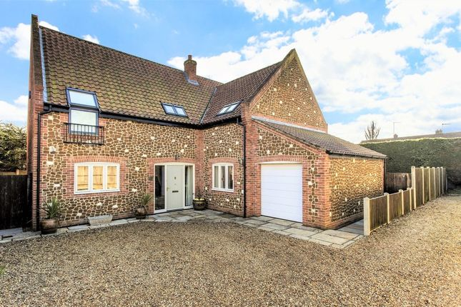Thumbnail Detached house for sale in Congham Road, Grimston, King's Lynn
