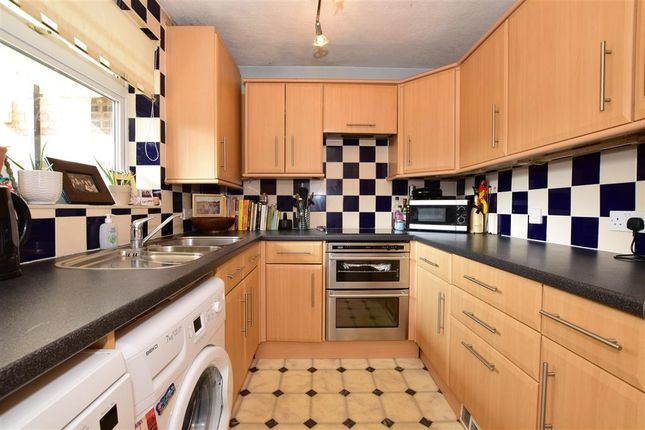 Thumbnail Maisonette for sale in Canterbury Way, Great Warley, Brentwood, Essex