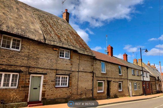 2 bed terraced house to rent in High Street, Wellingborough NN29