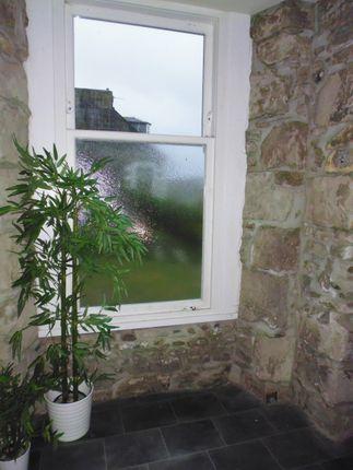Shared Vestibule of Flat 2, Cruden House, 6, Bishop Terrace, Rothesay, Isle Of Bute PA20