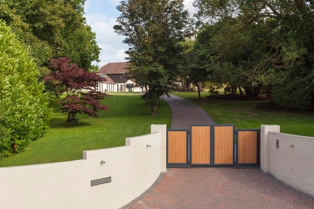 Thumbnail Detached house for sale in Agester Lane, Denton, Canterbury, Kent