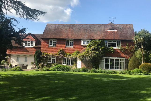 Thumbnail Detached house to rent in Bidbury Lane, Bedhampton, Havant