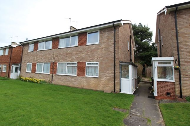 Thumbnail Flat for sale in Stourton Close, Knowle, Solihull