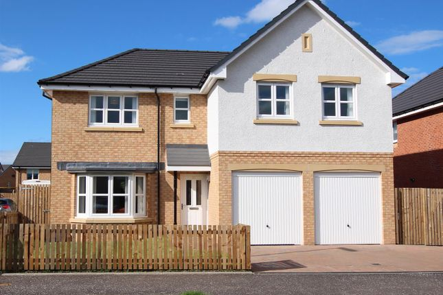 Thumbnail Property for sale in Burnet Crescent, New Stevenston, Motherwell