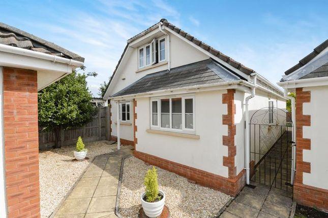 Thumbnail Detached bungalow for sale in Almond Walk, Headley Park, Bristol