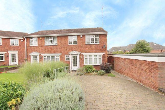 Thumbnail Semi-detached house to rent in Bembridge Court, Bramcote, Nottingham