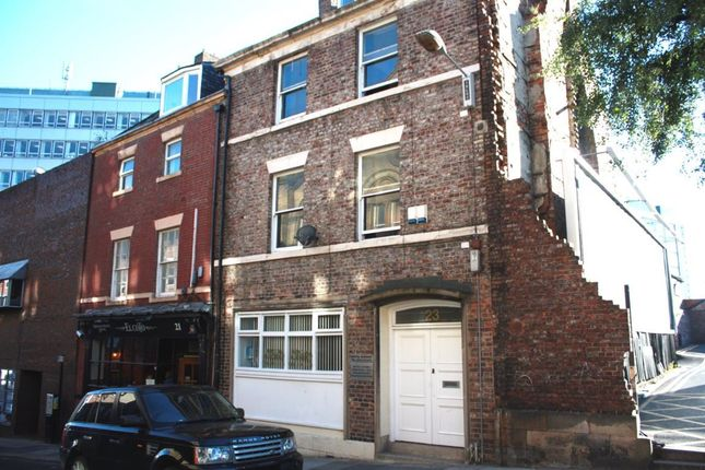 Thumbnail Flat to rent in Leazes Park Road, Newcastle Upon Tyne