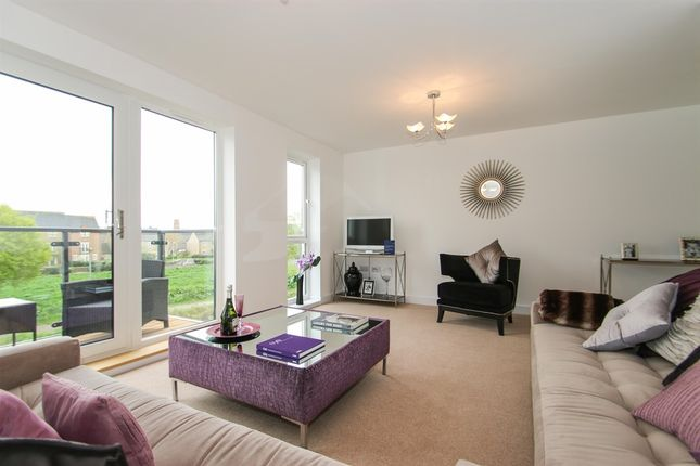 Thumbnail Semi-detached house for sale in Firepool View, Taunton