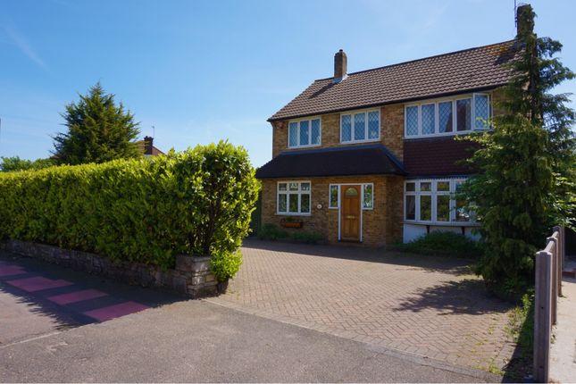 Thumbnail Detached house for sale in Addington Road, West Wickham