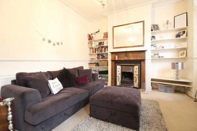 Thumbnail Property to rent in Hessel Road, London