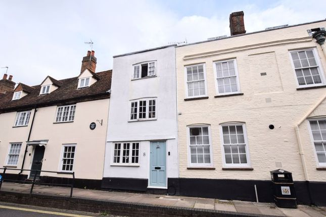 Town house for sale in Castle Street, Aylesbury