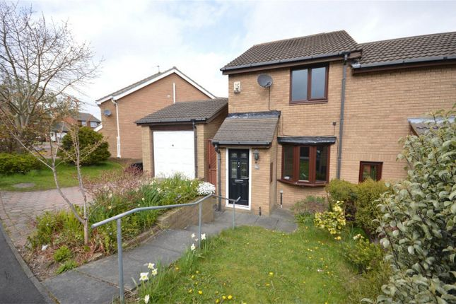 Thumbnail Semi-detached house to rent in Bowlynn Close, Sunderland, Tyne And Wear