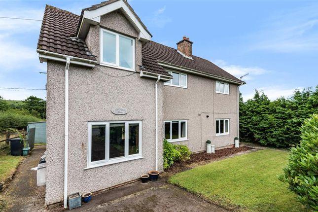 Thumbnail Detached house for sale in Howey Road, Llandrindod Wells