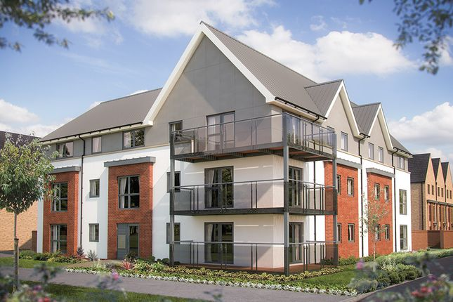 "Thumbnail Flat for sale in ""Deban House"" at Ribbans Park Road, Ipswich"