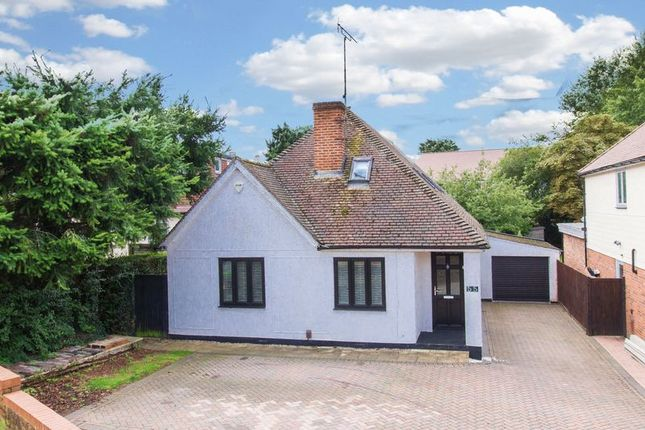 Thumbnail Detached bungalow for sale in Manor Road, Harlow