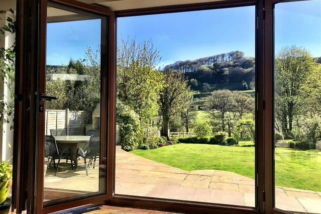 Thumbnail Detached house for sale in Burnley Road, Cliviger, Lancashire