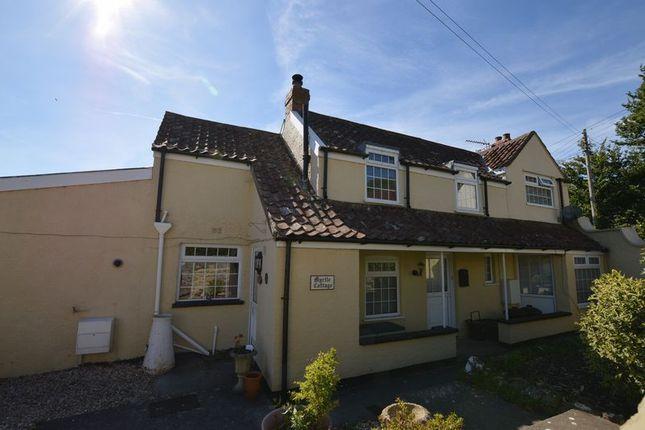 Thumbnail Cottage for sale in Old School Lane, Bleadon, Weston-Super-Mare