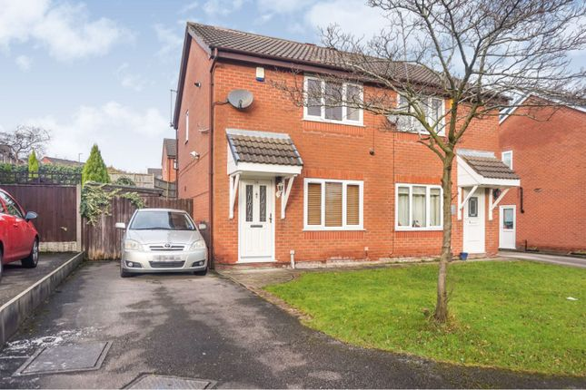 Semi-detached house for sale in Buckingham Close, St. Helens
