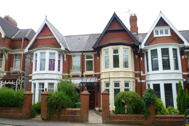 Thumbnail Property to rent in Pencisely Road, Cardiff