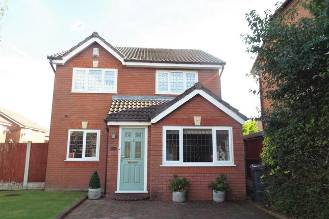 3 bed detached house for sale in Bullfinch Court, Halewood