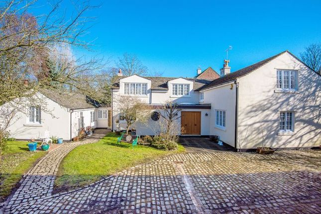 Thumbnail Detached house for sale in Cranes Lane, Lathom, Ormskirk