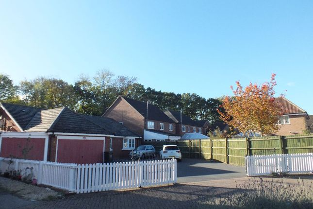 Thumbnail Bungalow for sale in Rockery Close, Humberstone, Leicester