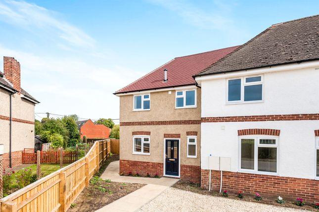 Thumbnail End terrace house for sale in John Morris Road, Abingdon