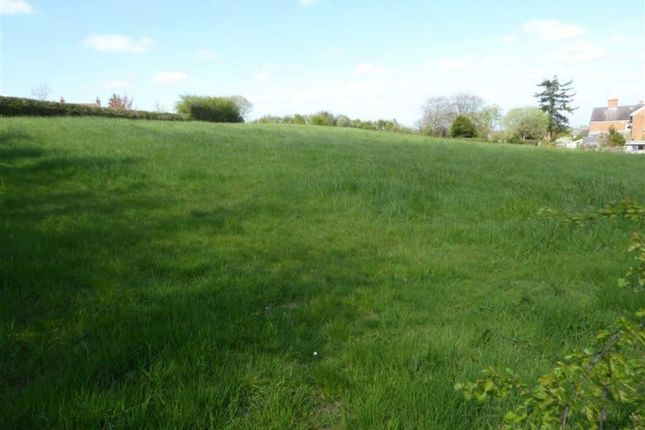 Thumbnail Land for sale in Minsterley Road, Pontesbury, Shrewsbury