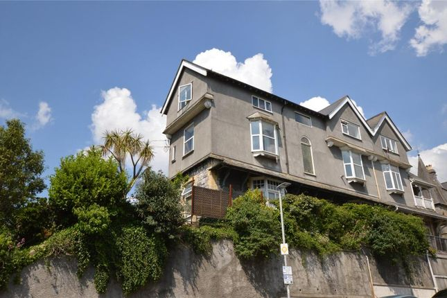 Thumbnail Flat for sale in Mannamead Road, Plymouth, Devon