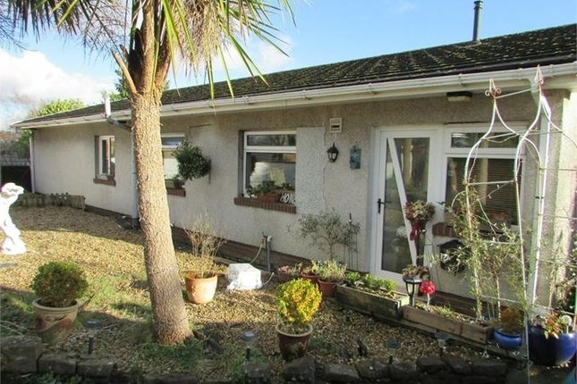 Thumbnail Detached bungalow for sale in Compton Road, Neath, West Glamorgan.