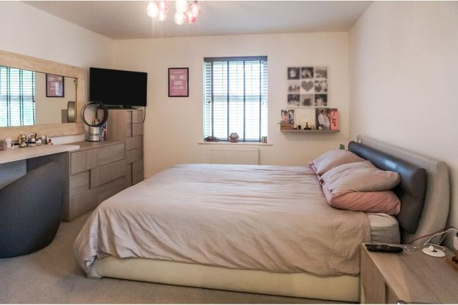 Bedroom One of Montefiore Drive, Sarisbury Green, Southampton SO31