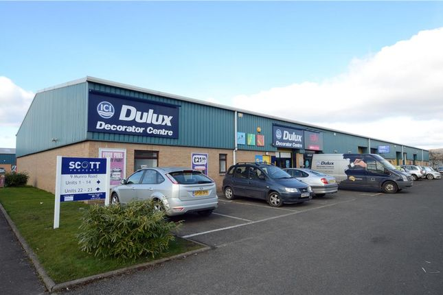 Thumbnail Light industrial to let in Unit 7, 5 Munro Road Springkerse Industrial Estate, Stirling