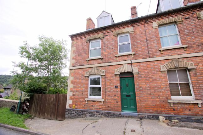 Thumbnail End terrace house for sale in Slad Road, Stroud