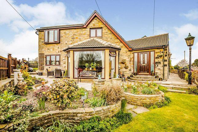 Thumbnail Detached house for sale in Riley Park, Kirkburton, Huddersfield, West Yorkshire