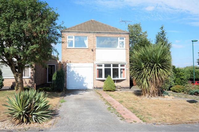 Thumbnail Detached house to rent in Yalding Drive, Nottingham