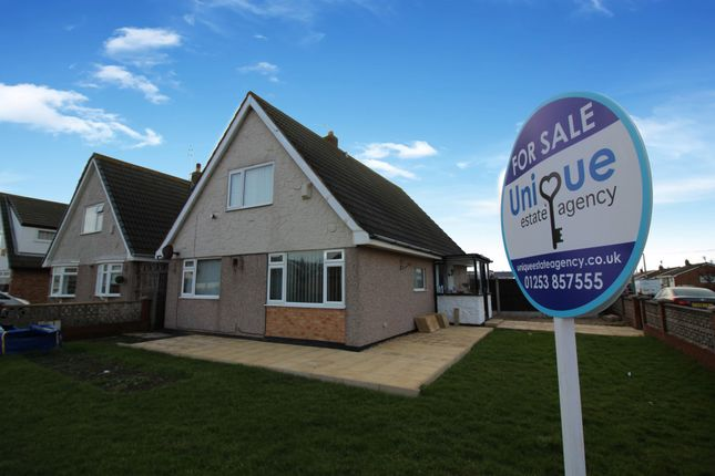 Thumbnail Detached house for sale in Cartmell Avenue, Fleetwood