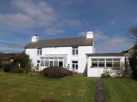 Thumbnail Detached house for sale in Mary Tavy, Tavistock