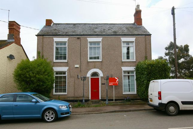 4 bed detached house for sale in High Street, Yelvertoft, Northampton