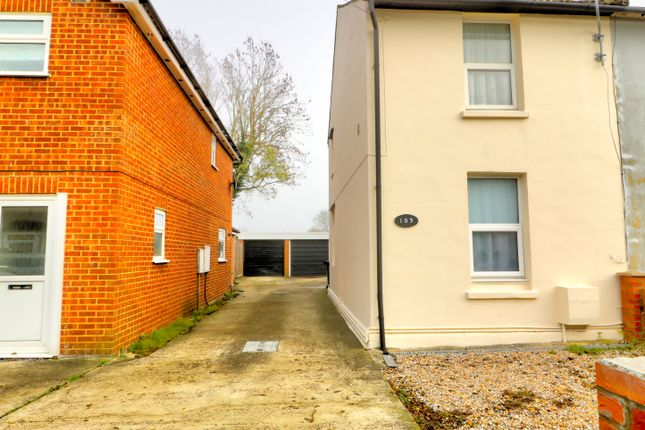 Thumbnail Semi-detached house for sale in Cudworth Road, Willesborough, Ashford