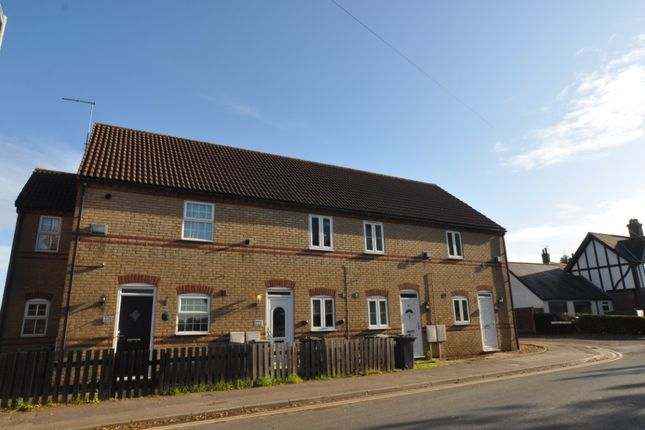 Thumbnail Terraced house to rent in High Street, Arlesey