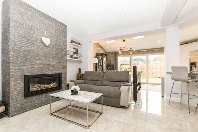 Thumbnail Semi-detached house for sale in Dover House Road, London