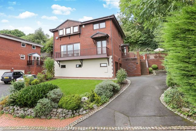 Thumbnail Detached house for sale in Grove Lane, Tettenhall, Wolverhampton
