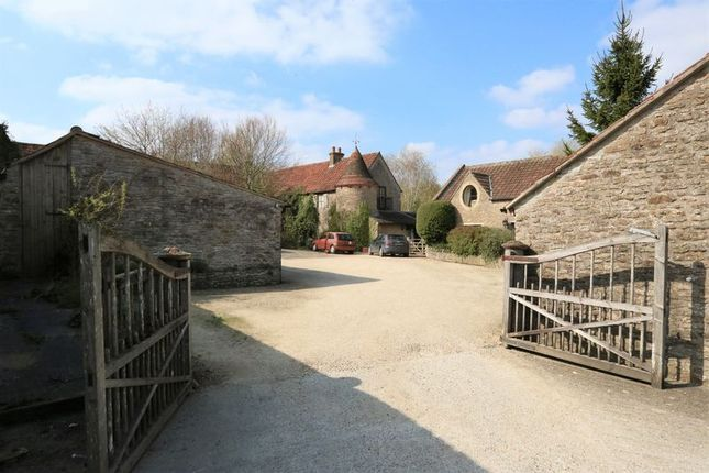 Entrance To Former Farmyard