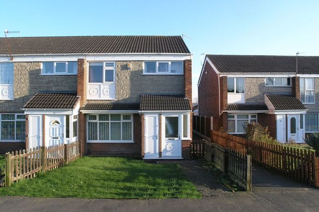 Thumbnail Terraced house for sale in Dudley, Netherton, Swallow Close