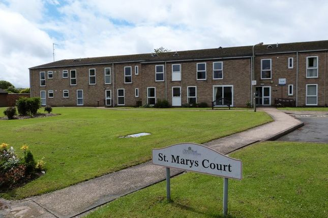 Thumbnail Flat to rent in St. Marys Avenue, Donington Le Heath, Coalville