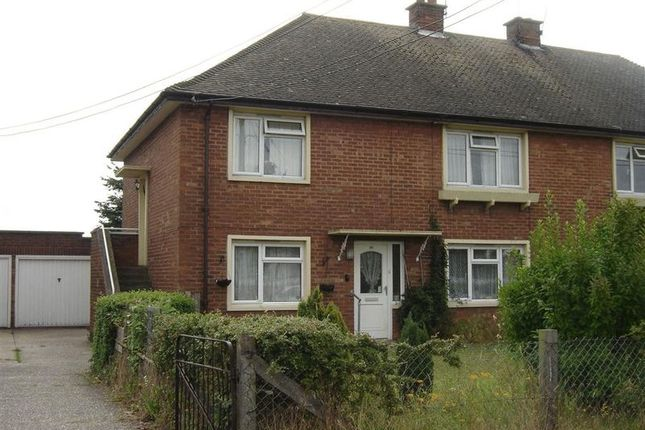 Thumbnail Flat to rent in Rochford Road, St Osyth, Clacton-On-Sea