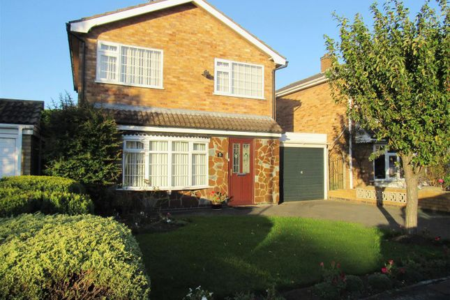 Thumbnail Property for sale in Shirley Drive, Syston, Leicester