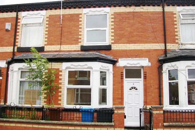 Thumbnail Terraced house to rent in Beard Road, Gorton, Manchester