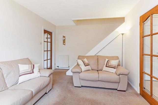 Lounge of Todburn Drive, Paisley, Renfrewshire, . PA2