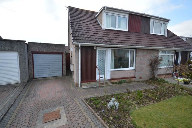 Thumbnail Semi-detached house to rent in Dunvegan Road, Broughty Ferry, Dundee